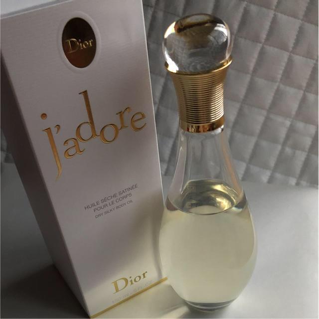 low priced 29f2d 1683f Dior ジャドール ボディオイル | フリマアプリ ラクマ