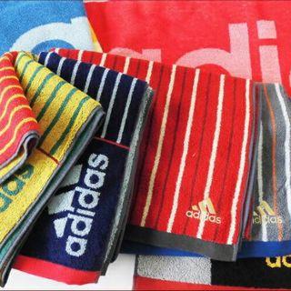 アディダス(adidas)のアディダス スポーツタオル フレア(タオル/バス用品)