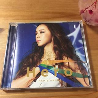 HERO 安室奈美恵 CD 結婚式 BGM(ポップス/ロック(邦楽))