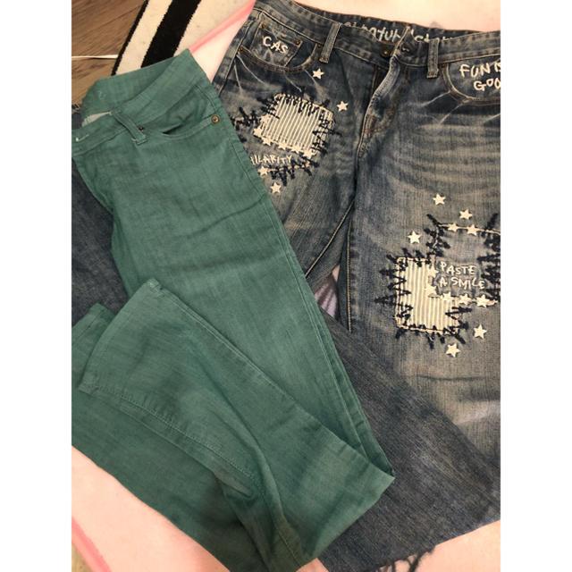 rough(ラフ)のrough ショートパンツ デニムスカート パンツ レディースのパンツ(ショートパンツ)の商品写真