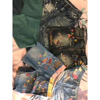 ラフ(rough)のrough ショートパンツ デニムスカート パンツ(ショートパンツ)
