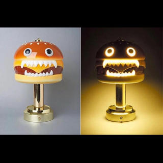 アンダーカバー(UNDERCOVER)のhamburger lamp undercover x medicom toy(テーブルスタンド)