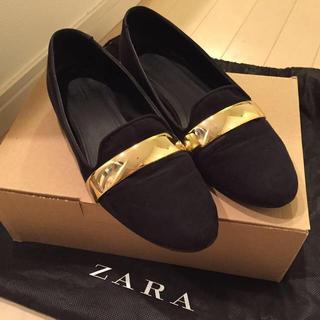 ザラ(ZARA)のZARA☆ローファー(ローファー/革靴)