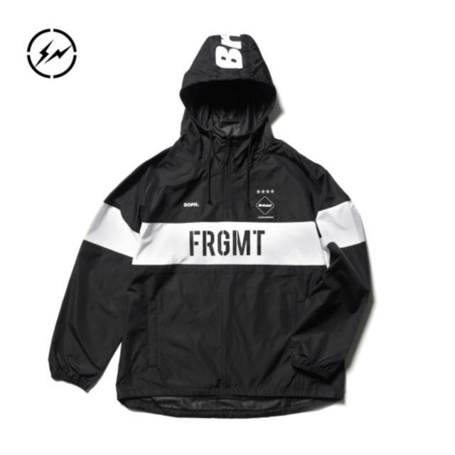 SOPH(ソフ)のSOPH FCRB FRAGMENT アノラック M メンズのジャケット/アウター(ナイロンジャケット)の商品写真