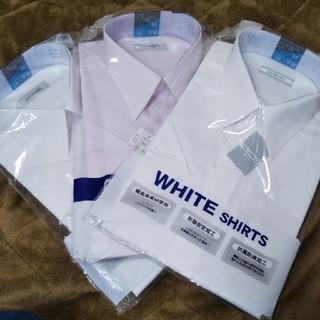 シマムラ(しまむら)の半袖Yシャツ (シャツ)