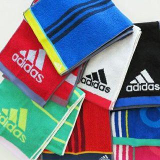 アディダス(adidas)のアディダス アクティブロングタオル マフラー・スリムスポーツタオル ネクサス(タオル/バス用品)