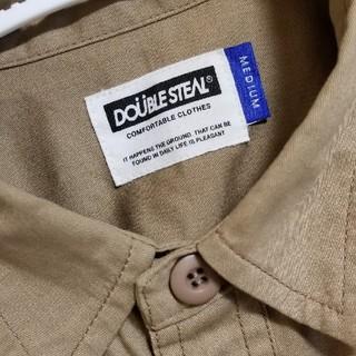 ダブルスティール(DOUBLE STEAL)のDOUBLESTEEL ブラウス(Tシャツ/カットソー(七分/長袖))