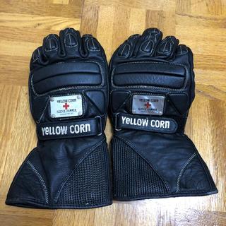 イエローコーン(YeLLOW CORN)のYeLLOW CORN イエローコーン バイク グローブ 手袋 M(装備/装具)
