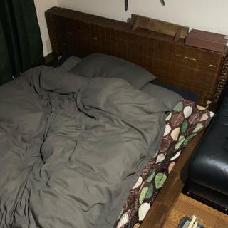 ベッドフレーム(ダブルベッド)