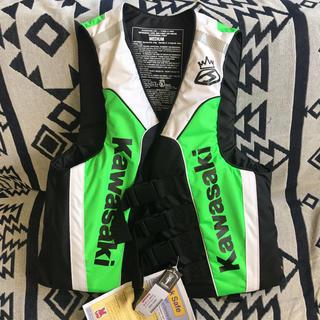 Kawasakiライフジャケット新品