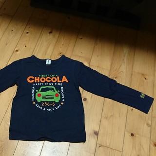 ショコラ(Chocola)のChocolaロンT   size130(Tシャツ/カットソー)