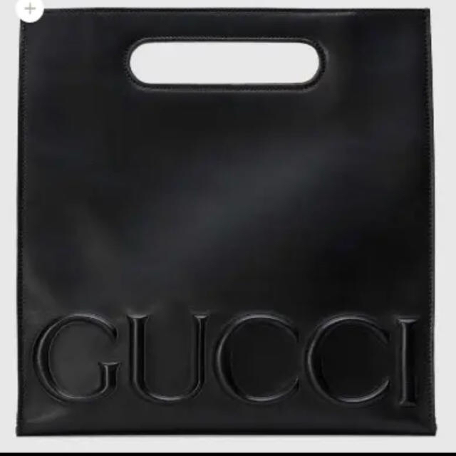 cheap for discount fbd70 45f4b gucci エンボス レザートートバック グッチ XL | フリマアプリ ラクマ