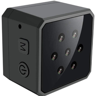 再値下げ!!超小型  防犯監視カメラ 1080P (暗室関連用品)