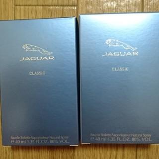 ジャガー(Jaguar)のジャガー香水 2本セット(香水(男性用))