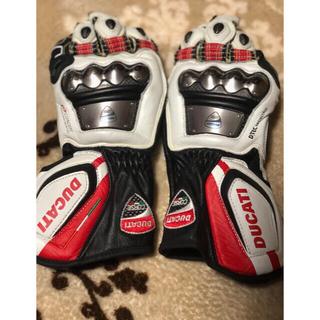 ドゥカティ(Ducati)のDUCATI DAINESE レーシンググローブ(装備/装具)