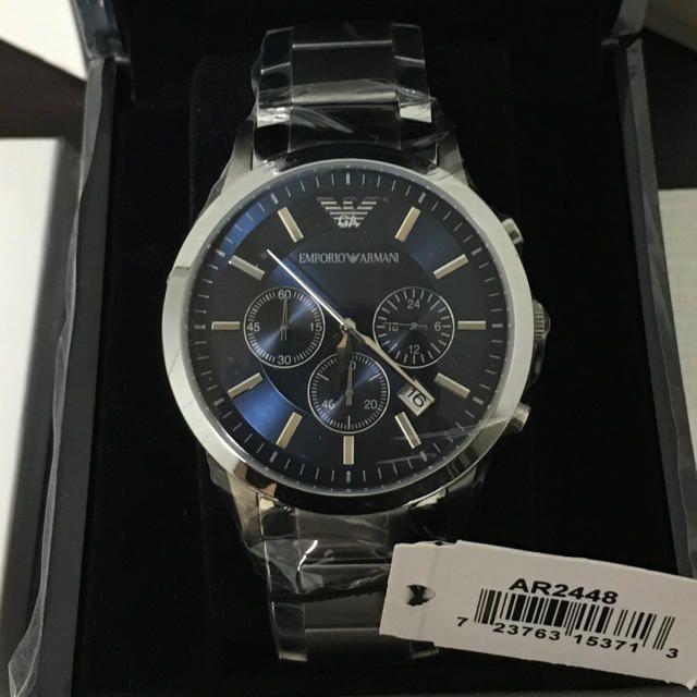 new product 1850c 9414c エンポリオ・アルマーニ メンズ腕時計 レナト AR2448   フリマアプリ ラクマ