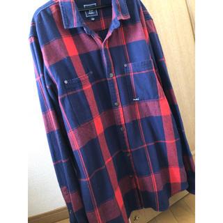 エルアールジー(LRG)のチェックシャツ(シャツ)