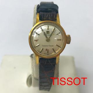 ティソ(TISSOT)の正規品 Tissot ティソ 手巻き 腕時計 レディース 送料込み(腕時計)