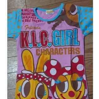 ケーエルシー(KLC)のキッズ Tシャツ K.L.C 女の子(Tシャツ/カットソー)