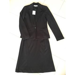 ナチュラルビューティーベーシック(NATURAL BEAUTY BASIC)の新品☆ナチュラルビューティB スーツ 黒(スーツ)