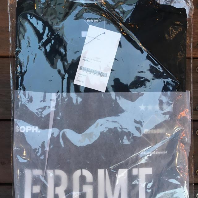 F.C.R.B.(エフシーアールビー)の黒S ロンT 新品 fcrb ブリストル fragment フラグメント hf メンズのトップス(Tシャツ/カットソー(七分/長袖))の商品写真