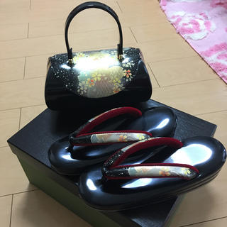 草履 バッグ 成人式 礼装 和装❤︎(下駄/草履)