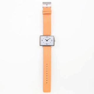 ムジルシリョウヒン(MUJI (無印良品))の【新品】MUJI WATCH・駅の時計(腕時計)