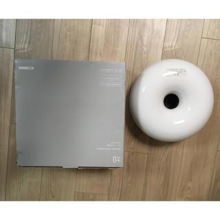 プラスマイナスゼロ(±0)の±0 スチーム式加湿器(加湿器/除湿機)