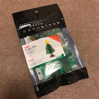 カワダ(Kawada)のnanoblock クリスマスツリー(インテリア雑貨)