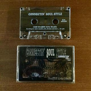 DJ PAUL CONNECTION' SOUL STYLE MIXテープ