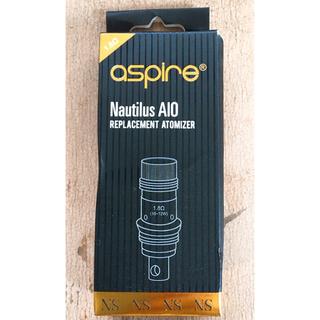 アスパイア(aspire)のAspire Nautilus AIO NS コイル 1.8Ω✨新品(タバコグッズ)