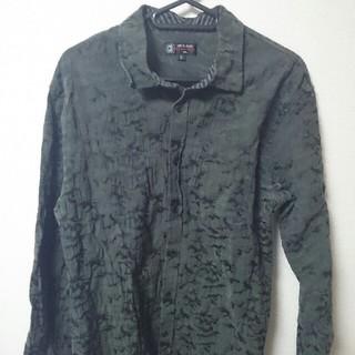 エムケーミッシェルクランオム(MK MICHEL KLEIN homme)のカモフラシャツ(シャツ)