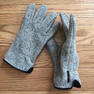 モンベル(mont bell)のmont-bell  メンズ  フリース手袋(手袋)