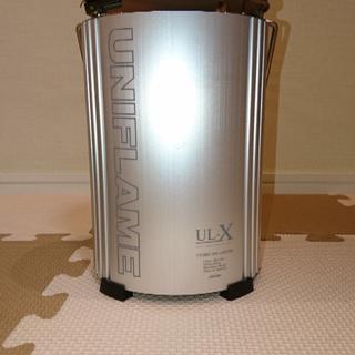 ユニフレーム(UNIFLAME)のfujiyama様専用ユニフレームフォールディングガスランタン UL-X クリア(ライト/ランタン)