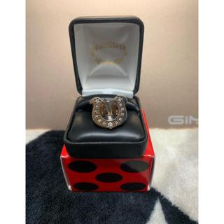 テンダーロイン(TENDERLOIN)のひろ様専用 テンダーロイン ホースシューリング ゴールドダイヤ(リング(指輪))