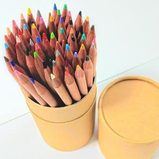 MUJI (無印良品) - 無印良品 MUJI 色鉛筆 色えんぴつ 60色