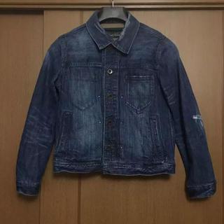 バークタンネイジ(BARK TANNAGE)のGジャン nano universe ナノユニバース denim jacket(Gジャン/デニムジャケット)