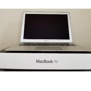 マック(Mac (Apple))のMacBook Air 13inch.Mid2011 ジャンク(ノートPC)