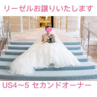 ヴェラウォン(Vera Wang)のうりちゃん様 リーゼル ドレス US4 US6 liesel ヴェラヴォン(ウェディングドレス)