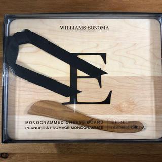 ウィリアムズソノマ(Williams-Sonoma)のウィリアムズソノマ チーズボード 新品(収納/キッチン雑貨)