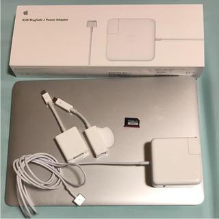 マック(Mac (Apple))の保証つき おまけも有 Macbook Pro 2015 CTO 16GB(ノートPC)