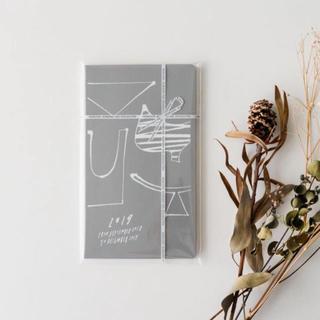 ムジルシリョウヒン(MUJI (無印良品))の【スケジュール帳】北欧暮らしの道具店(カレンダー/スケジュール)