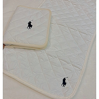 ラルフローレン(Ralph Lauren)のラルフローレン母子手帳&未使用おむつ替えシートのセット(母子手帳ケース)