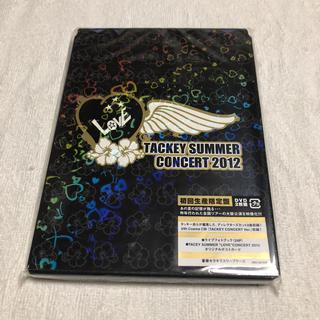 タッキーアンドツバサ(タッキー&翼)のタッキー&翼 滝沢秀明 DVD(アイドルグッズ)