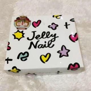 ジェリーネイル(Jelly Nail)のジェリーネイル ジェルネイルキットセット(ネイル用品)