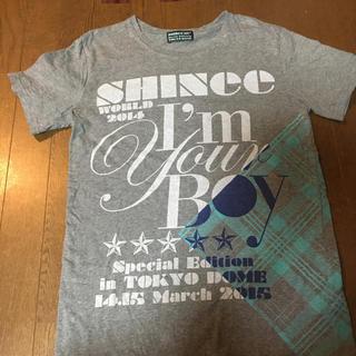 シャイニー(SHINee)のSHINee2015年 東京ドーム公演 Tシャツ(アイドルグッズ)