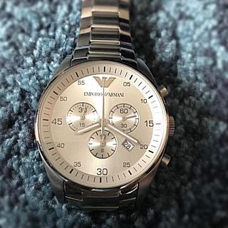 エンポリオアルマーニ(Emporio Armani)のEmporio Armani エンポリオアルマーニ メンズ時計 クロノグラフ(腕時計(アナログ))