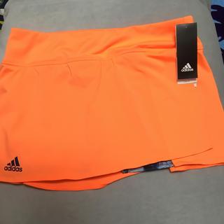 アディダス(adidas)のアディダス(新品タグ付き)パンツ付きスコート(ウェア)