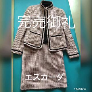 エスカーダ(ESCADA)のエスカーダ スーツ サイズ34(スーツ)
