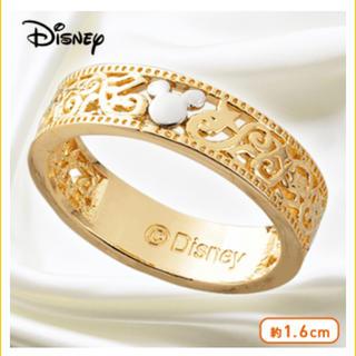 ミッキーマウス プレミアムリング(リング(指輪))